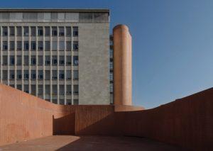 バルセロナ建築大学の校舎