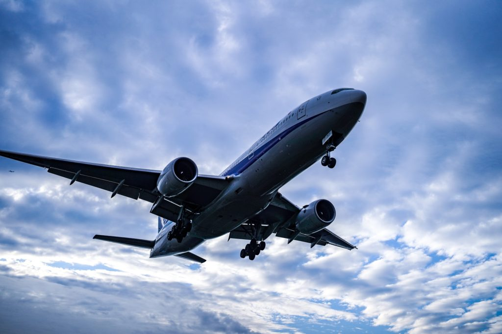 海外出張・海外駐在の現実:海外出張の飛行機