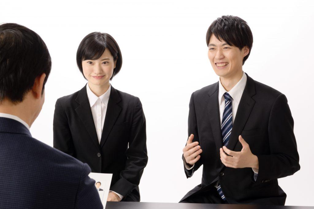 【成功例】日本人留学経験者の就活生の面接