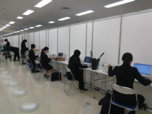 東京ウィンターキャリアフォーラム(Tokyo Winter Career Forum)のプリントコーナー