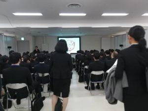 東京ウィンターキャリアフォーラム(Tokyo Winter Career Forum)講演会スペース