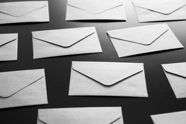 第二新卒のスカウトメールや非公開求人を受け取る転職サイトやエージェントから受け取る